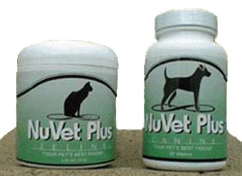 Review of nuvet dog vitamins
